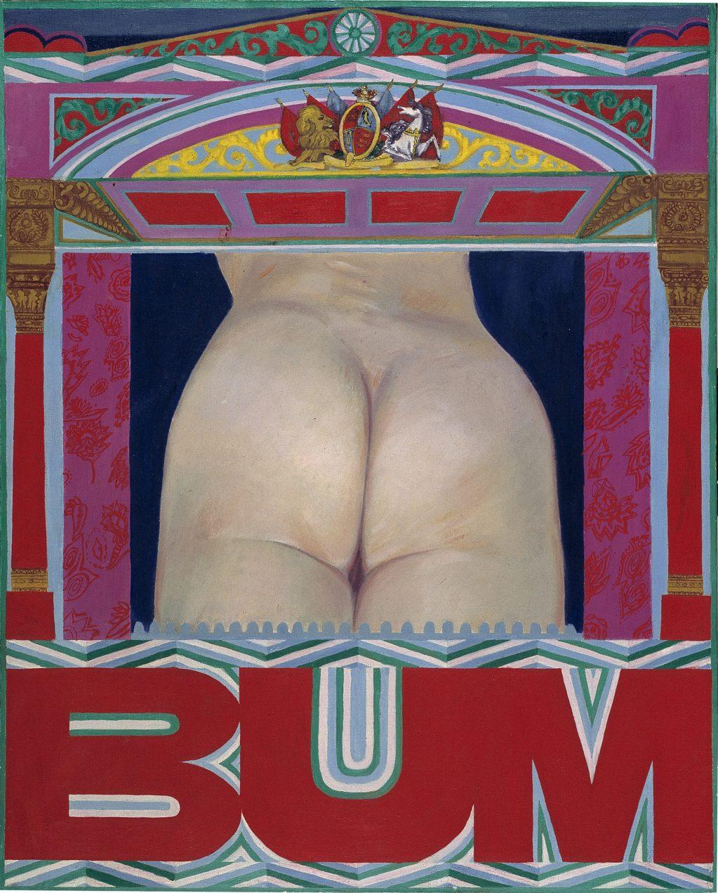 Pauline Boty, BUM, 1966