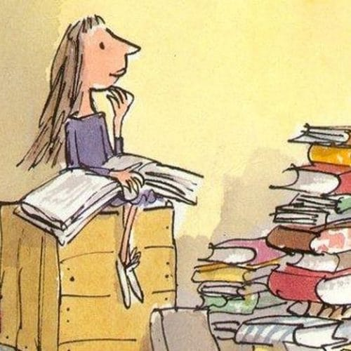 An Open Book: Quentin Blake