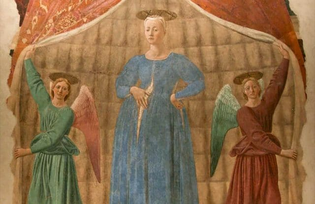 On the trail of Piero della Francesca