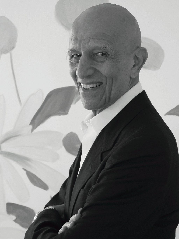 Alex Katz. Photo by Vivien Bittencourt, 2014