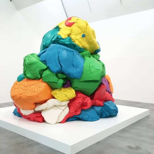 Jeff Koons: so clever, yet so dumb