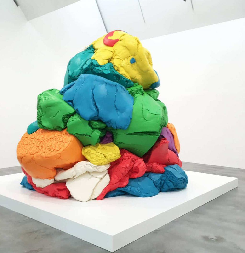 Play-Doh, 1994-2014 © Jeff Koons