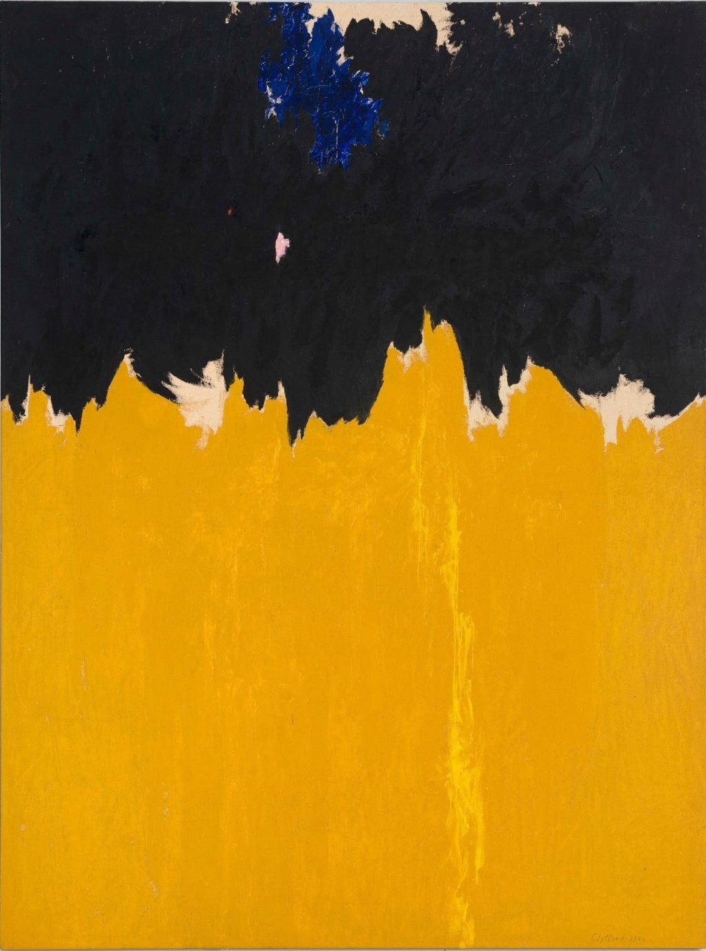 Clyfford Still, PH-950, 1950