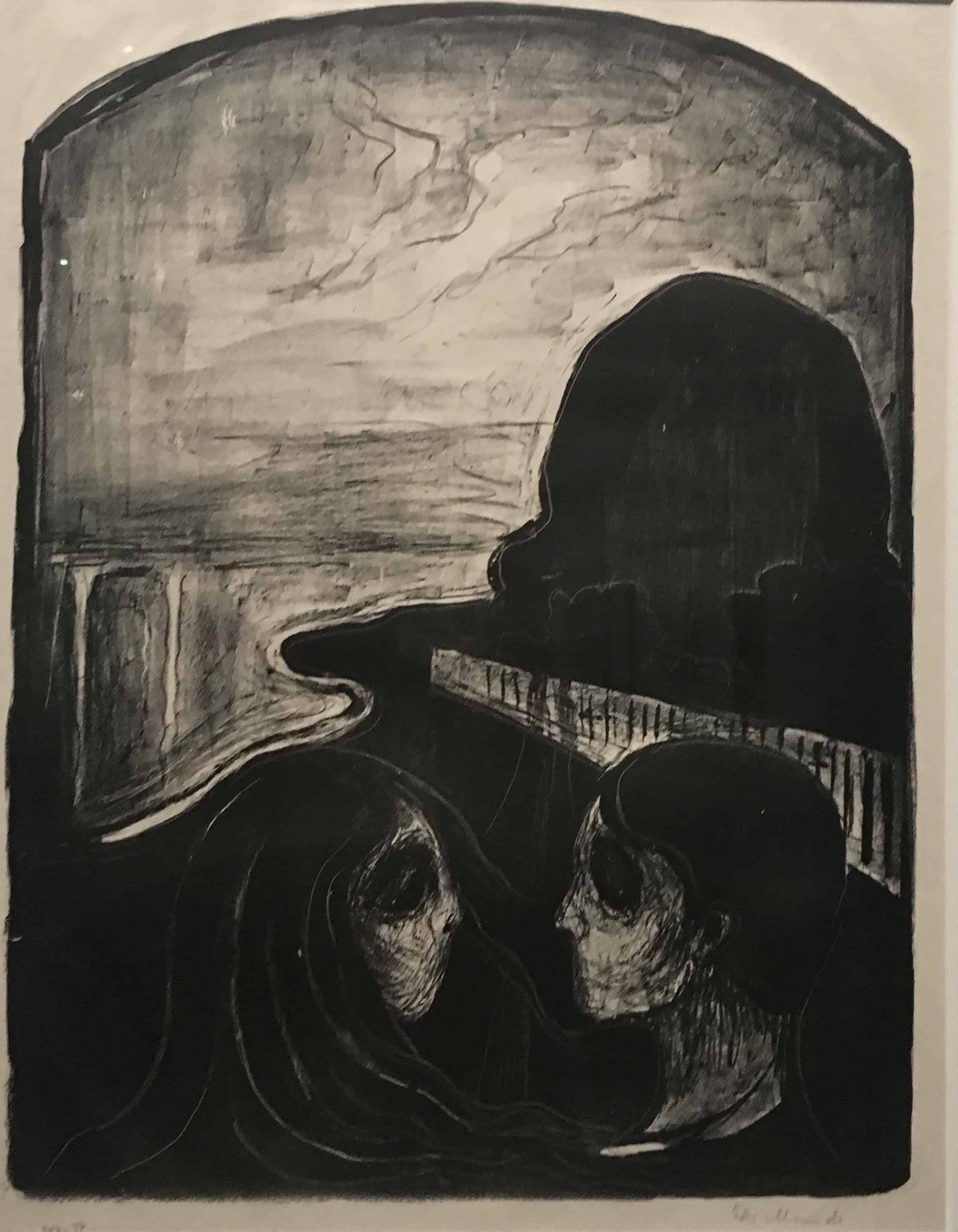 Munch prints British Museum
