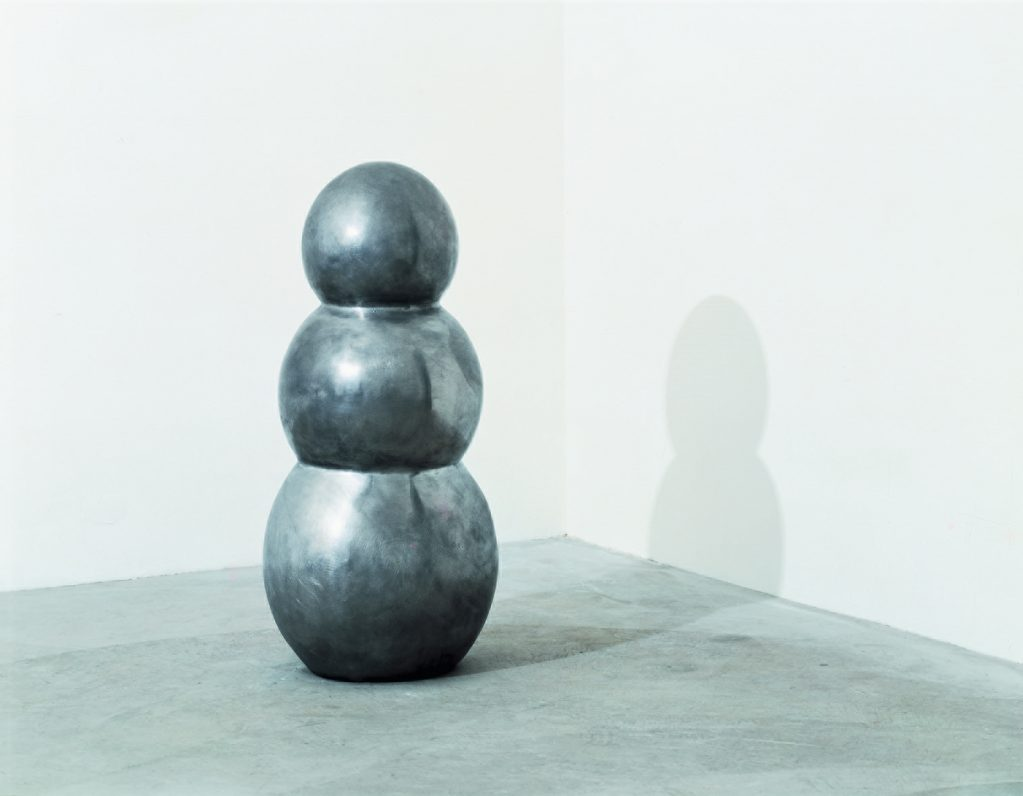 Robert Therrien, No title (Snowman), 1985