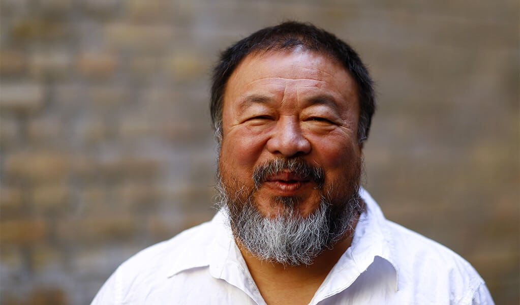 Ai Weiwei: an outspoken opponent of the communist Chinese government; © Reuters