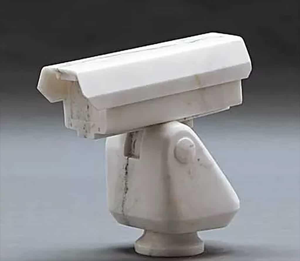 Ai Weiwei, Surveillance Camera
