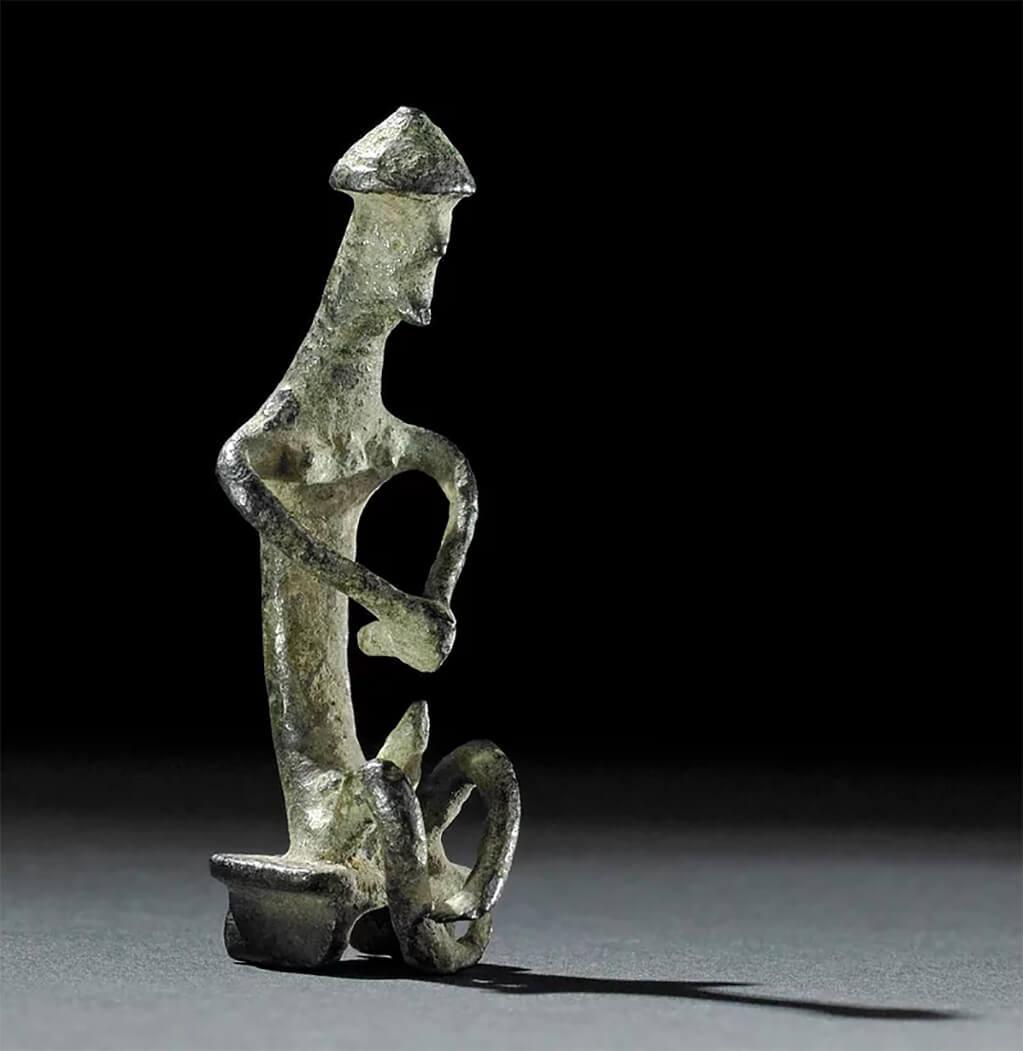 Ajax, 720-700 BC; British Museum