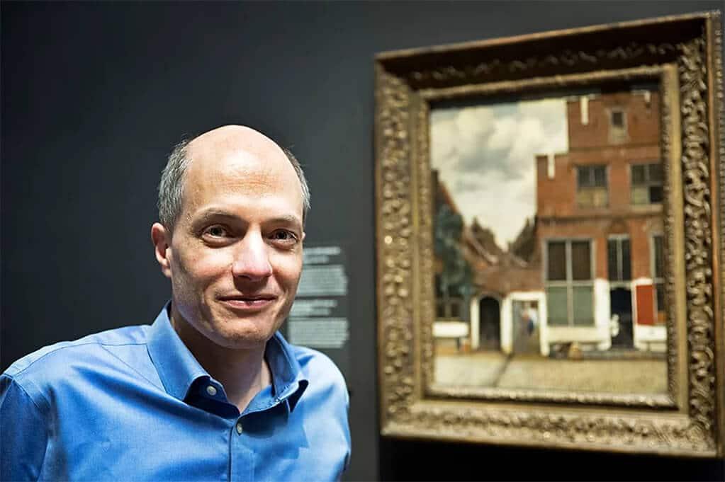 Alain de Botton. Photo: Vincent Mentzel