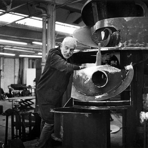 Anthony Caro, 1924-2013