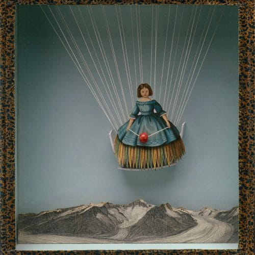 Joseph Cornell at the Royal Academy