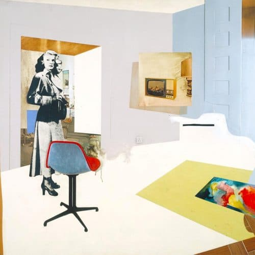 Richard Hamilton at Tate Modern