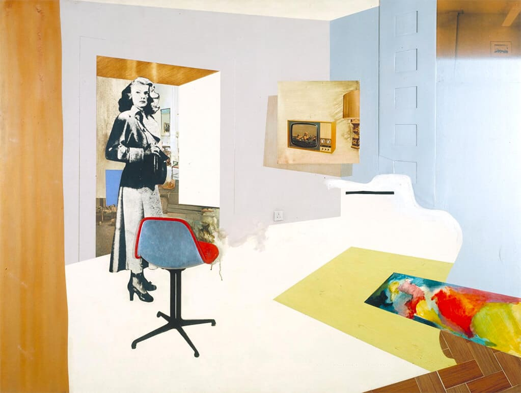 Interior II, 1968; © Tate