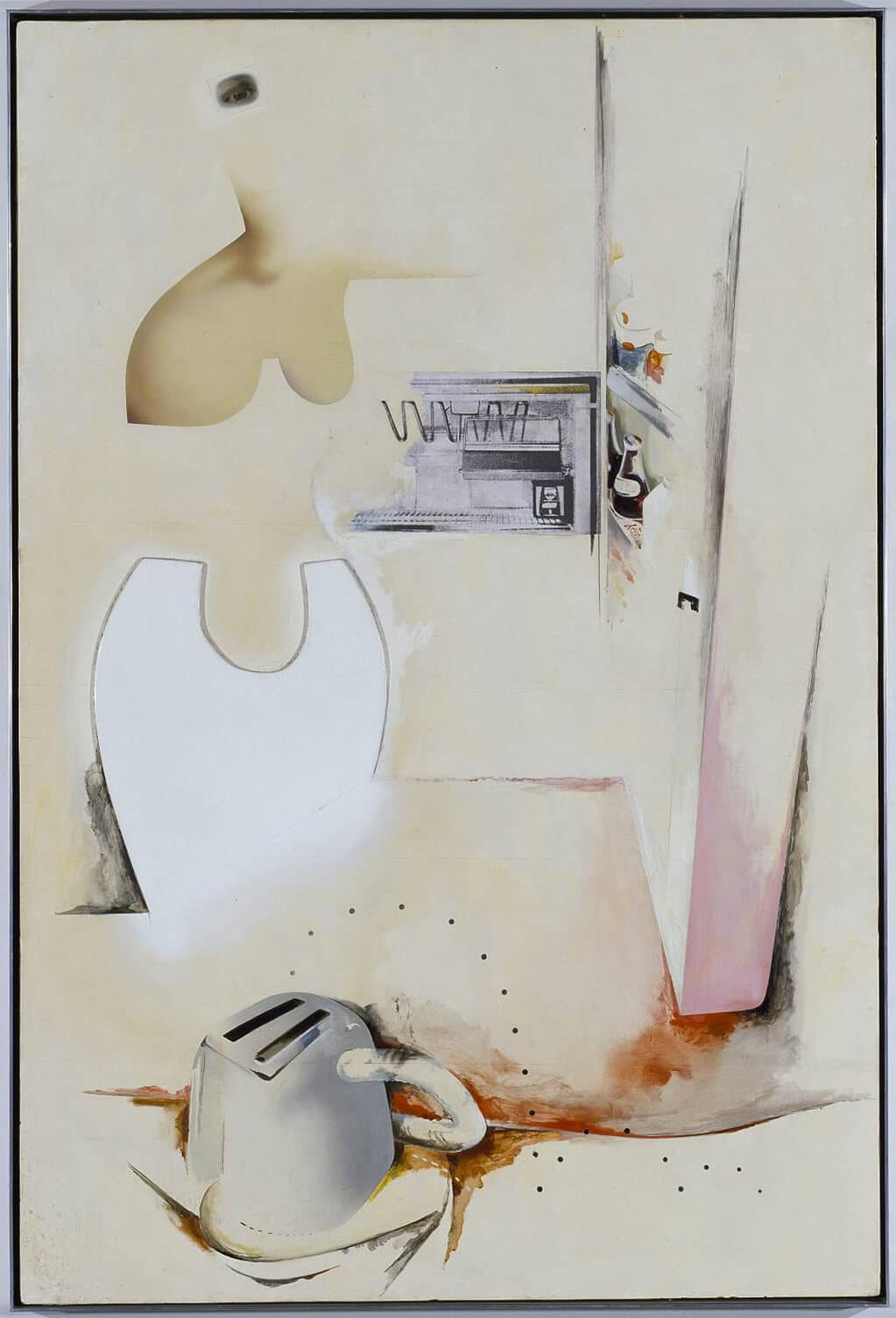 $he, 1958-61; Tate © The Estate of Richard Hamilton