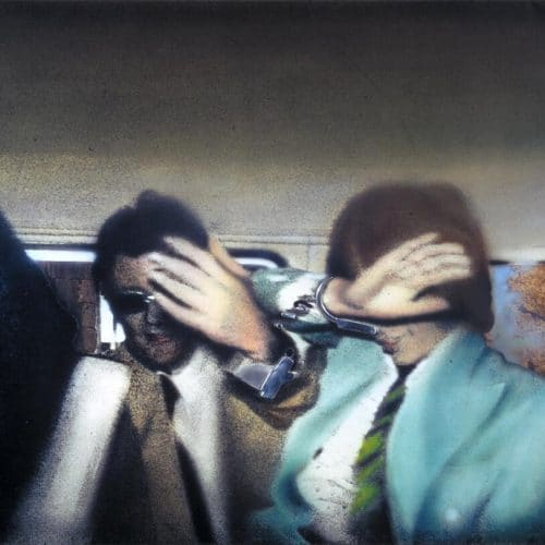 Richard Hamilton at the Serpentine Gallery