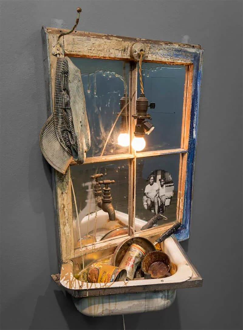 Drawing from Merry-Go-Round, 1990; © Kienholz/courtesy Sprüth Magers