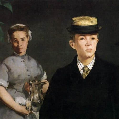 Edouard Manet at the Royal Academy