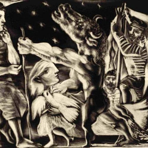Picasso: The Vollard Suite