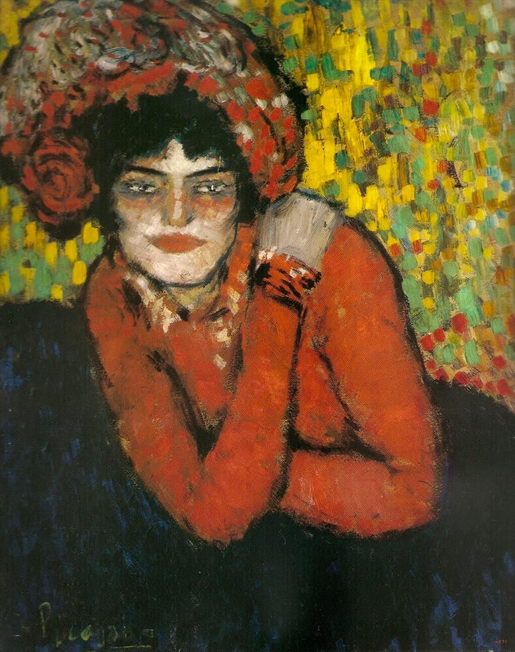 Margot (Waiting), 1901