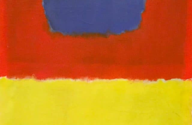 Mark Rothko at Gemeentemuseum, The Hague
