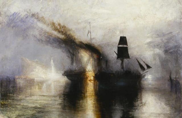 JMW Turner at Tate Britain
