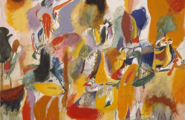 Abstract expressionism: a phenomenon, not a movement