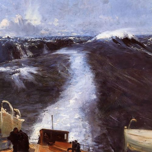 Sargent and the Sea at the Royal Academy