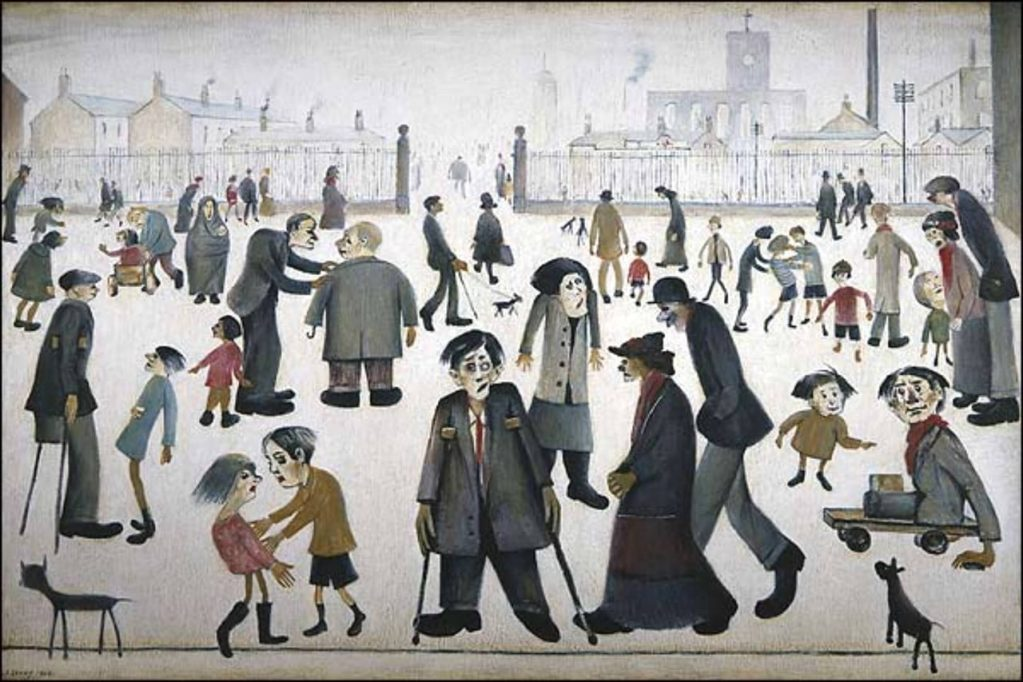 Lowry And The Painting Of Modern Life At Tate Britain