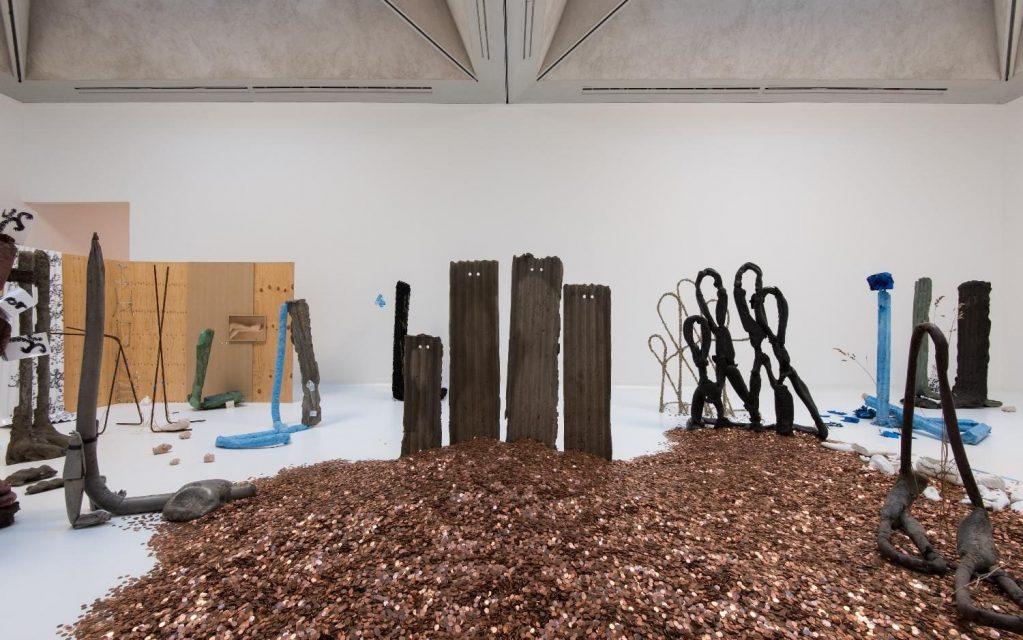 Michael Dean, Turner Prize, 2016