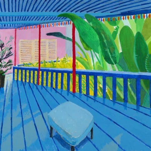 David Hockney: buoyantly witty, expansive, and sometimes difficult