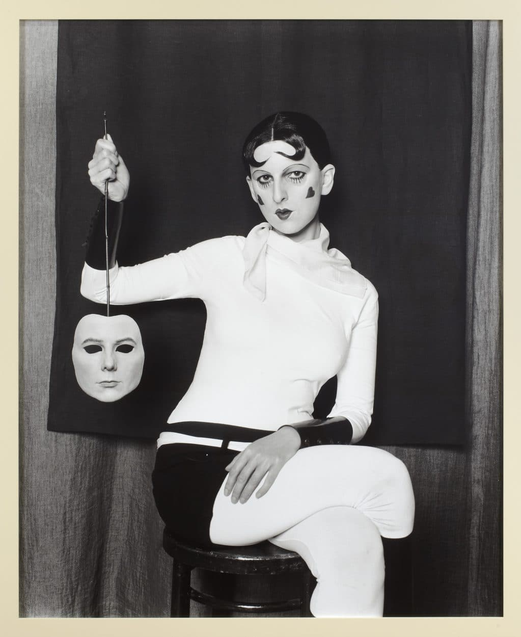 Gillian Wearing as Claude Cahun