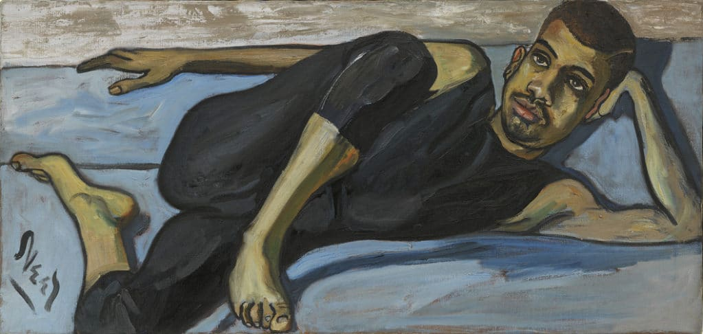 Alice Neel, Ballet Dancer, 1950
