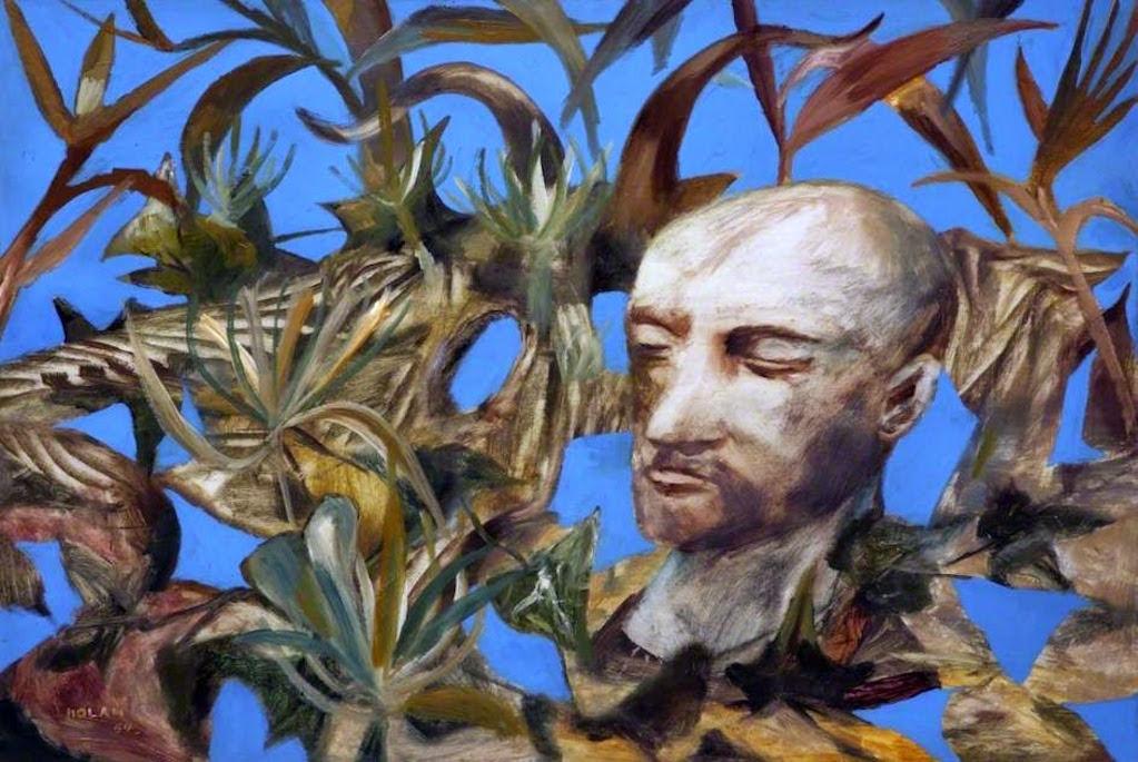 Sidney Nolan, Death of a Poet