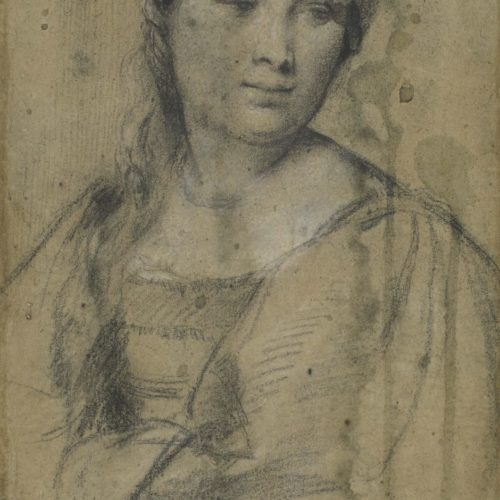 Titian, Portrait of a Young Woman, c 1510-1515
