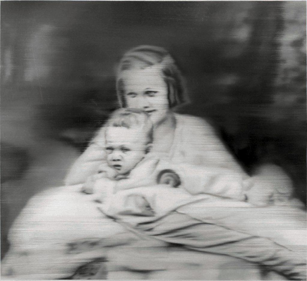 Gerhard Richter, Aunt Marianne, 1965