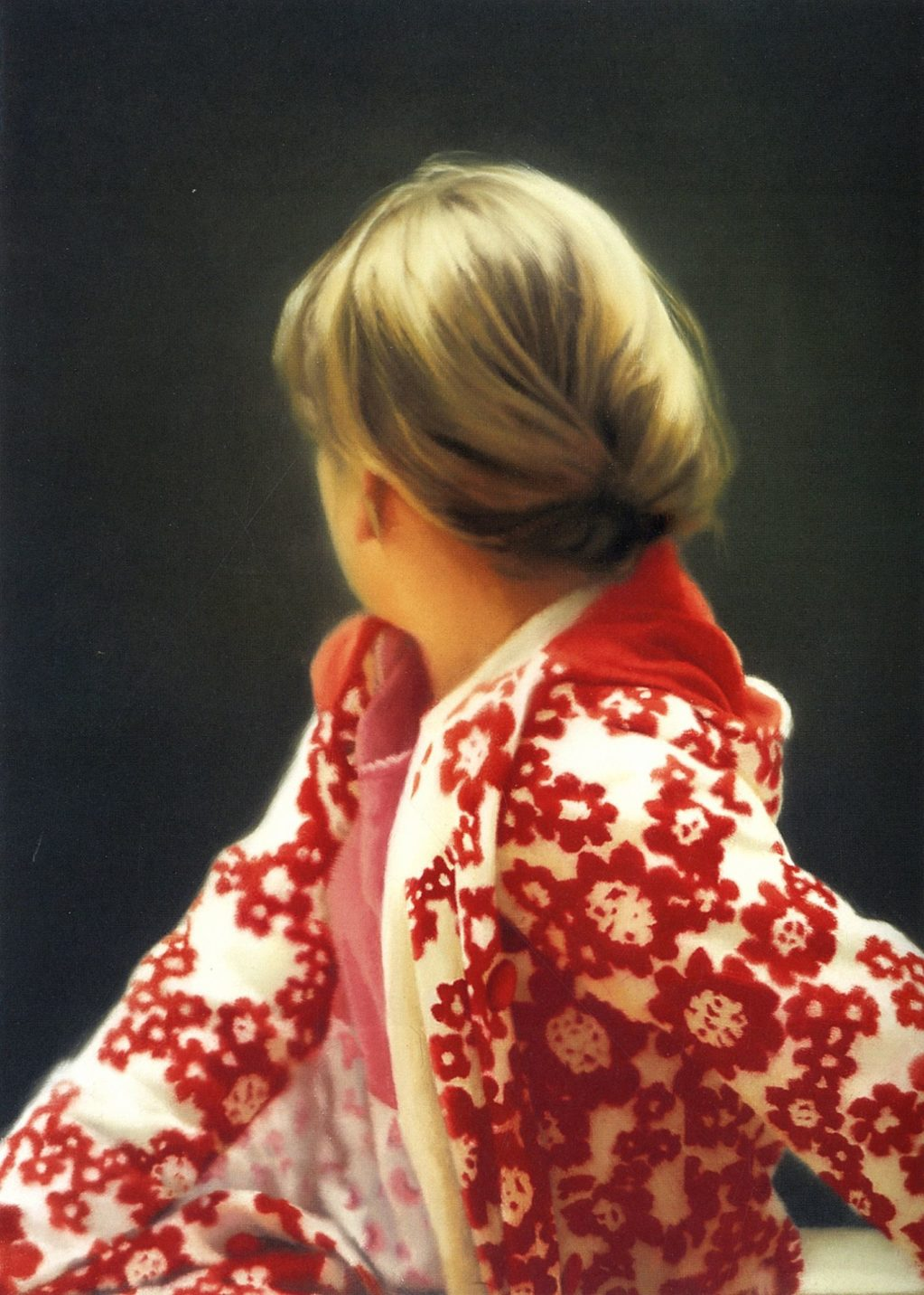 Gerhard Richter Betty 1988