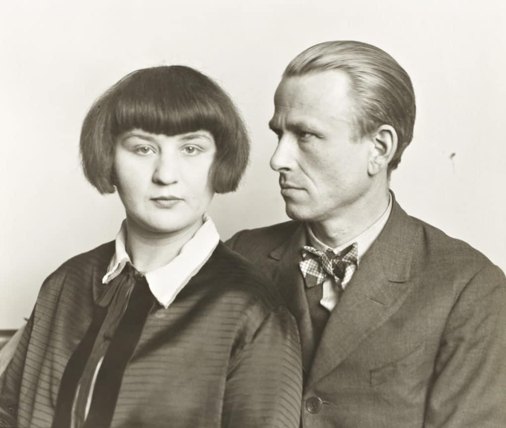 August Sander, Otto Dix