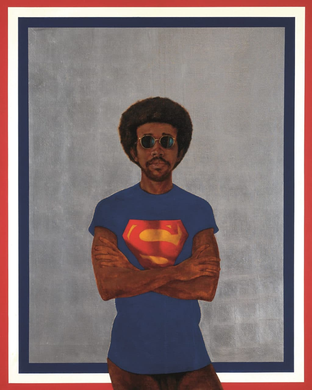 Barkley Hendricks, Superman