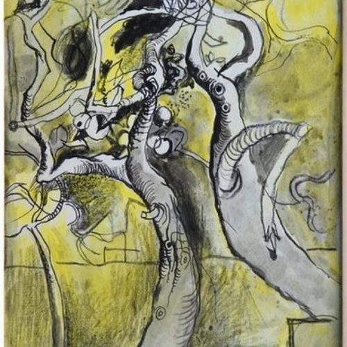 Graham Sutherland: An Unfinished World, Modern Art Oxford
