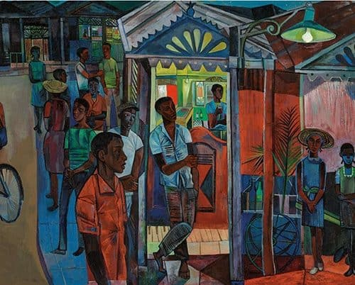 The illustrated man: on John Minton's centenary
