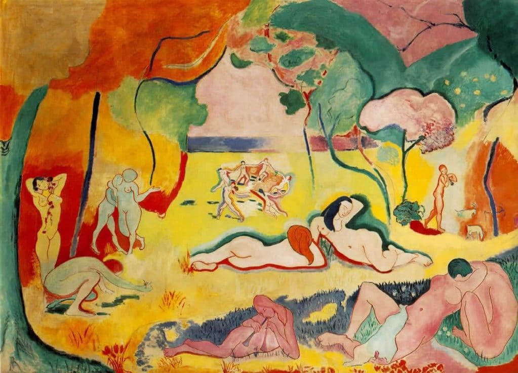 Matisse, The Joy of Life