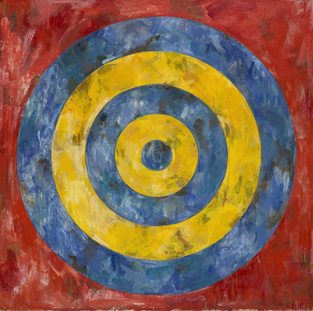 Jasper Johns, Target