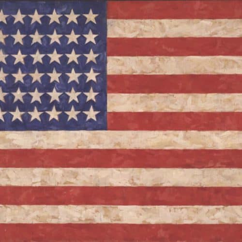 Painting the American Dream: Jasper Johns at the Royal Academy