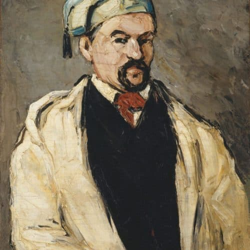 Cézanne, Uncle Dominique