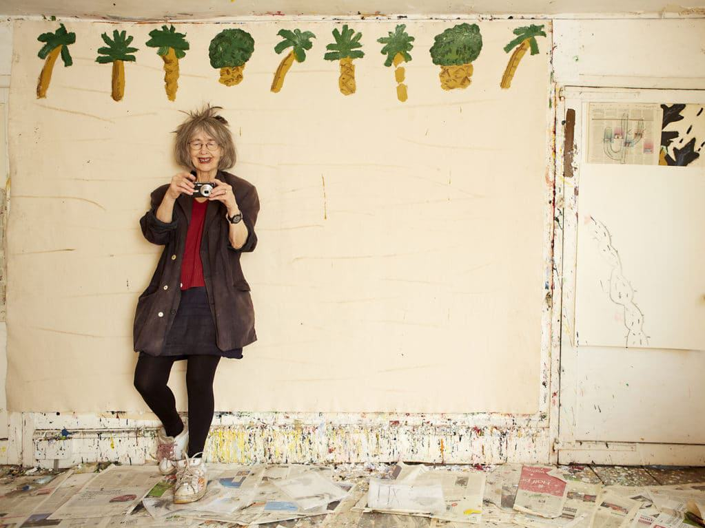 Rose Wylie photo