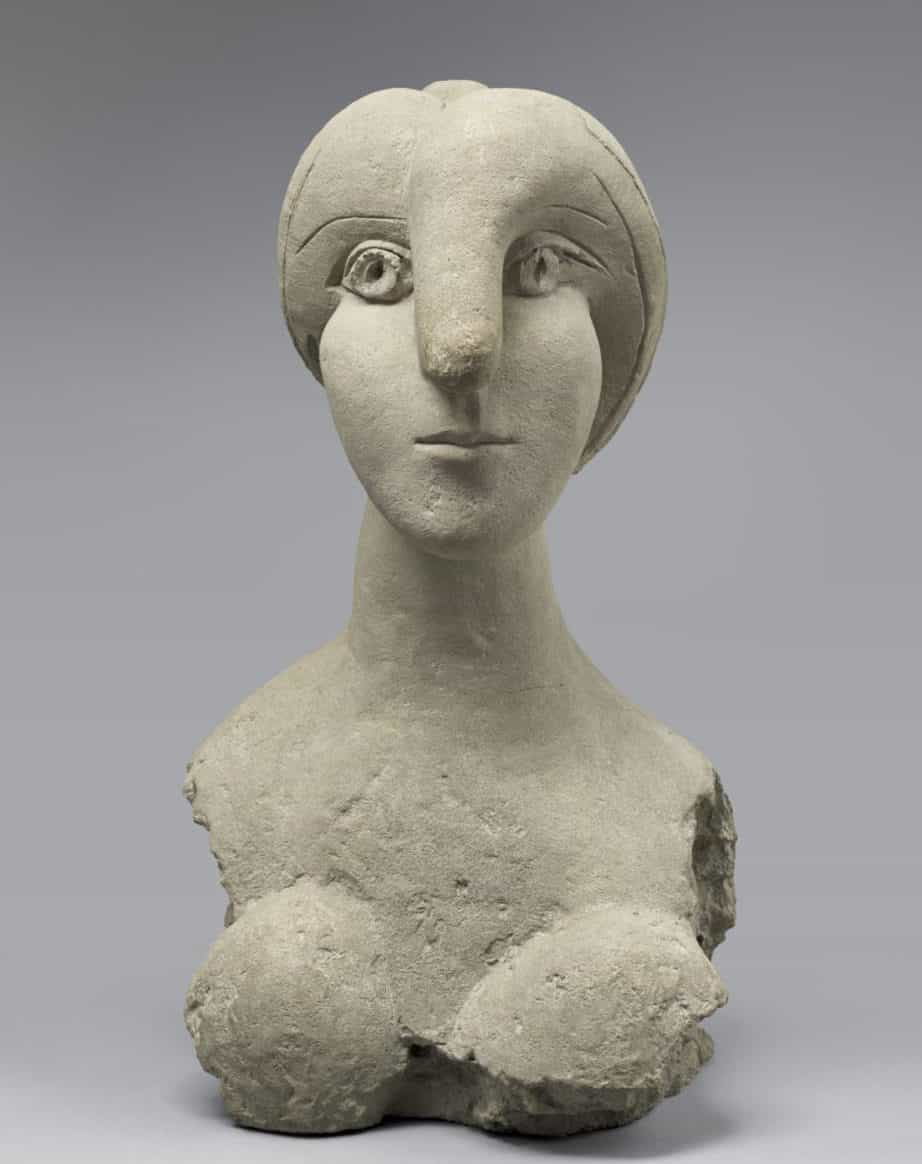 Picasso Sculpture Marie-Therese Walter