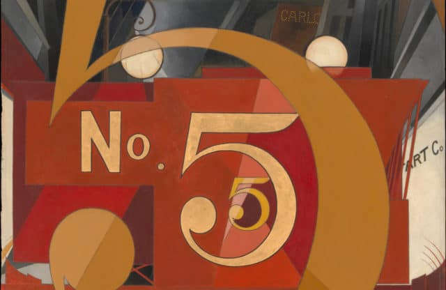 Too Cool For School: Hopper, Hartley, Demuth at The Ashmolean