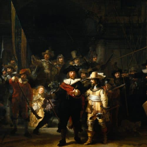 Why Rembrandt's The Night Watch Remains a Mystery