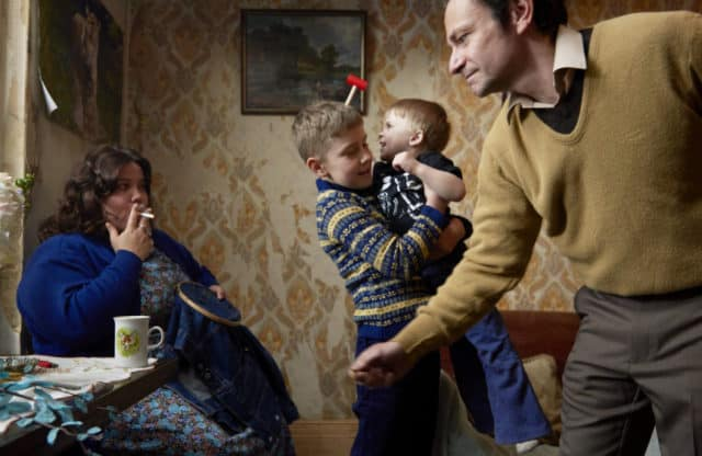 A Q&A with Richard Billingham